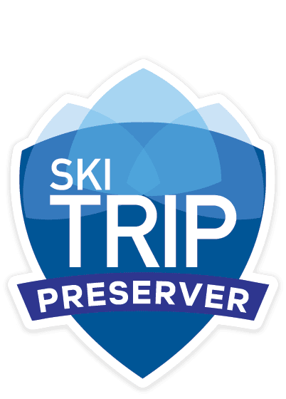 Ski Trip Product Badge